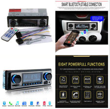 Digital Car MP3 Player Lossless Music FM Stereo Radio 4 Channel Audio Bluetooth