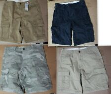 NWT Hollister HCO Men's Classic Fit Cargo Shorts By Abercrombie