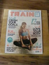 Train Fitness Magazine For Him and Her October 2016