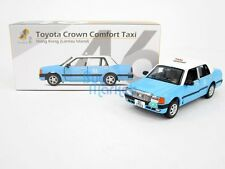 TINY Hong Kong #46 Toyota Crown Comfort Taxi Lantau Island Diecast Model Car