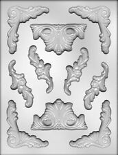 Baroque Design Fondant Chocolate Candy Mold from CK 9481 NEW