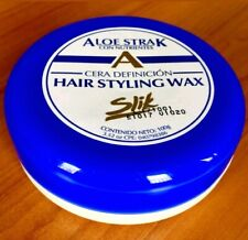 2 Pack Aloe Strak Cera For MEN, Hair Styling Wax, With coconut nutrien