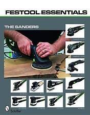 Festool Essentials: The Sanders: Rotex RO 150 FEQ and Rotex RO 125 FEQ, RAS...