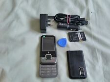 INQ 1 - Silver (unlocked) Mobile Phone