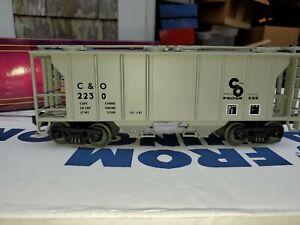MTH 20-90015E Chesapeake  & Ohio PS-2 Hopper