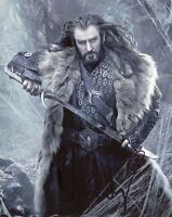 "~ RICHARD ARMITAGE Authentic Hand-Signed ""The Hobbit - Thorin"" 8x10 Photo ~"