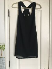 bcbg Generation Black Cut Out Dress XS