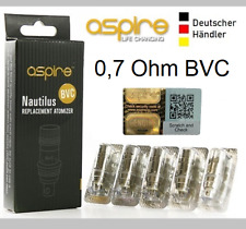 Aspire BVC Verdampferkopf für Nautilus 1/2/2S - 5 Stück
