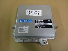 BMW E34 525tds Motorsteuergerät Diesel Bosch 0281001181 E36 325tds LN3504