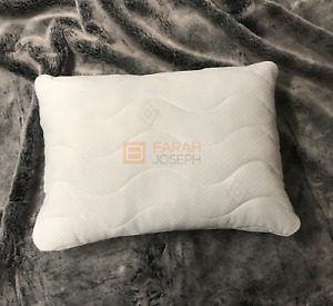 CoolTouch Quilted Memory Foam Pillows (2) - Removable Cover