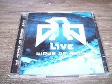 Live - Birds Of Pray * CD + DVD SET PAL EUROPE 2003 *