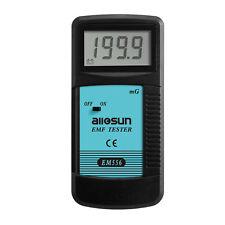 Digital EMF Tester Electromagnetic Radiation Meter Magnitude Detector US Ship