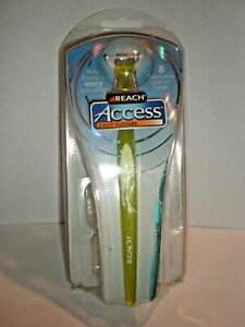 Reach Access Daily Flossers with Disposable Snap on Heads