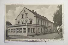 Ansichtskarte  Fichtelgebirge Bischofsgrün  Gasthaus Goldener Löwe  um 1930
