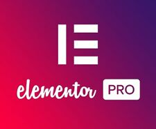 Elementor Pro WordPress Life Time Updates + GPL License  For Lifetime Uses
