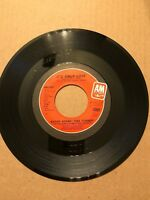BRYAN ADAMS TINA TURNER IT'S ONLY LOVE / THE ONLY ONE VINYL 45 RECORD