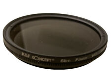 K&F CONCEPT SLIM FADER ND FILTER 55mm Variable Neutral Density - New Open Box