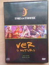 Trio em Transe Ver o Futuro DVD & CD