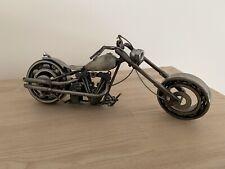 MGM Radax CHOPPER Motor Bike HARLEY Metall Vintage UNIKAT RARE HANDMADE