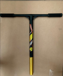 Team Edition Bar- 610mm-HIC- Gold/Black ( Black Grips Included)