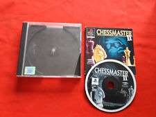 Chess Master Chessmaster II 2 Schach PS1 PLAYSTATION 1 Pal Vf in Hülle
