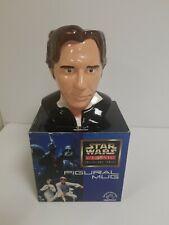 Han Solo Ceramic Figural Mug Brand New Applause Star Wars
