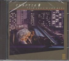 Chapter 8: This Love's for Real (UK Funky Town Grooves reissue CD 2007/1985) NEW
