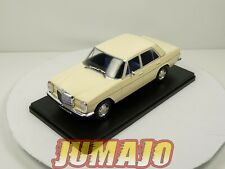 VQ45D Voiture 1/24 SALVAT Models : MERCEDES BENZ 200 D 1968