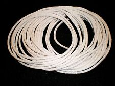 COTTON SASH CORD ROPE 10m x 4mm. TOP QUALITY FREE POST