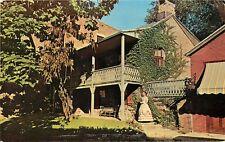 Dowling House Galena Illinois Il John Dowling W F McCaughey Postcard