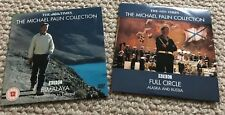 The Michael Palin Collection: Himalaya & Full Circle.  2 x Newspaper DVDs