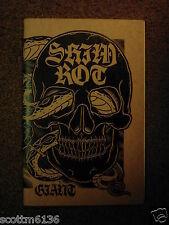 SHIM ROT- Mike Giant, '01 SKULLZ PRESS 1st PB Ed.*Graffiti*JUXTAPOZ *V.Rare+OOP!