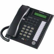 New Panasonic KX-T7731 Black Telephone Factory Box Office Phone