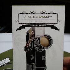 Igniter Backs 05 - Fuel for Worship - Stills, Loops Countdowns 3 Discs