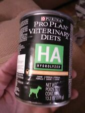 Purina Veterinary Diets Dog Food HA [Hydrolyzed Chicken] (12 cans)