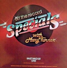 Radio Show: OFF THE RECORD SPECIAL WITH  MARY TURNER! 4/18/88 INXS 15 SONGS