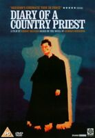 Diary of a Country Priest [DVD] [1951][Region 2]