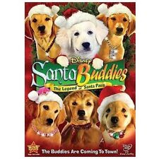 Santa Buddies: The Legend of Santa Paws (DVD, 2009) Usually ships in 12 hours!!!