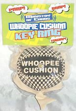 Whoopee Cushion PORTACHIAVI [PARP!, Bang!, thwap!] Self gonfiare