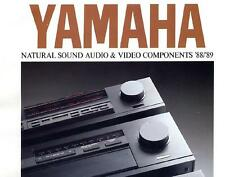 YAMAHA HI-FI AMPLIFIER AND OTHER MANUALS ON DVD-R