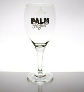 Vintage Palm Royale Half Pint Belgian Beer Glass