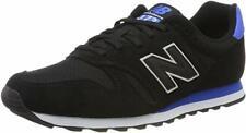 New Balance Men's 373 Trainers Black & Blue - Size 8 UK / NEW