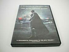 THE DARK KNIGHT RISES DVD (GENTLY PREOWNED)