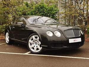 Bentley Continental GT Coupe with Bespoke Mulliner Driving Specification