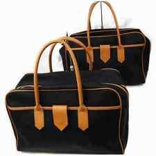 Yves Saint Laurent PVC Travel Bag 2 pieces set 507581