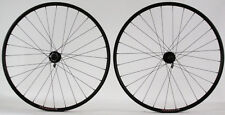 Velocity A23 Gravel CX Road Bike Disc Brake Wheelset QR or Thru Axle Hubs