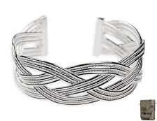 Original Enez Armband Armreifen Sterling Silber Versilbert Ø 6,5 cm D033 + Gesch