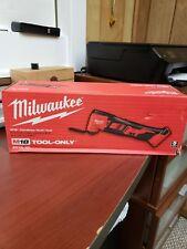 Milwaukee 2626-20 M18V Li-ion Cordless Oscillating multi-tool (TOOL ONLY)  NEW.