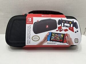 RDS Industries Nintendo Switch GoPlay Case Game Traveler Pack NEW