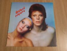 DAVID BOWIE - PINUPS - INSERT - UK ISSUE - A1T / B1T -  VERY GOOD++